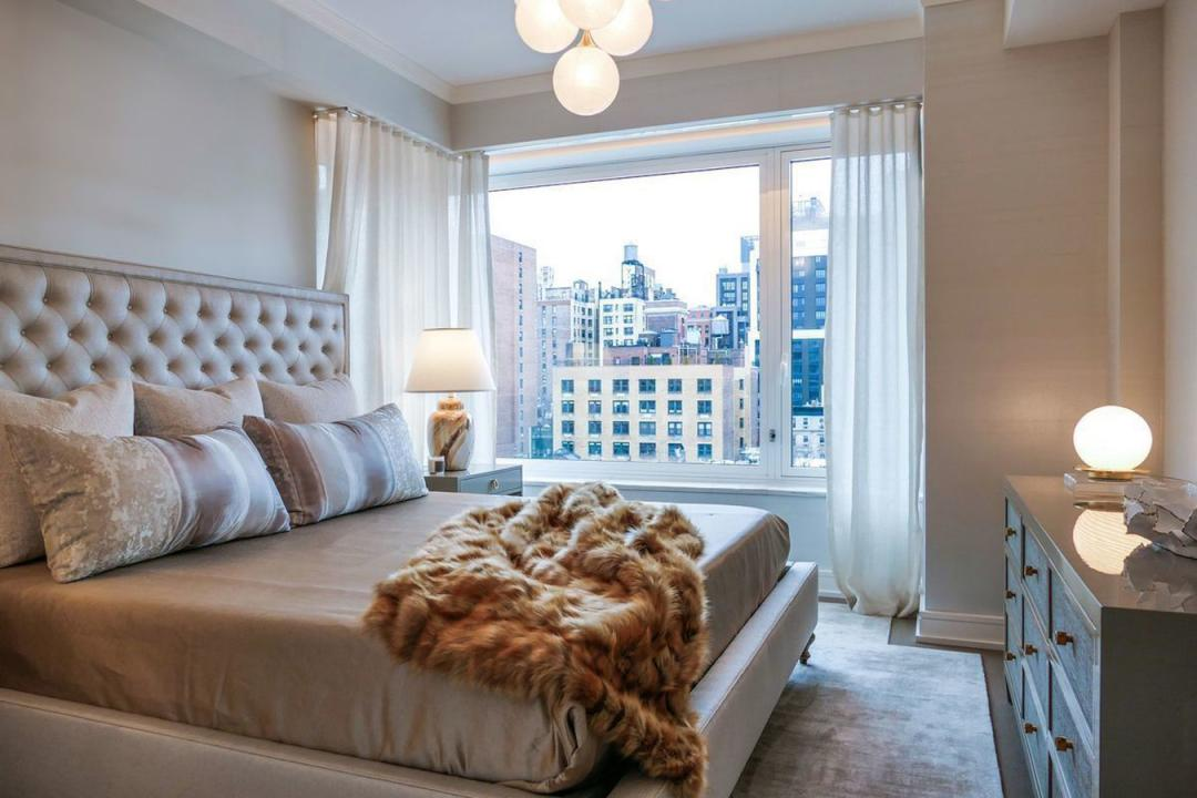 Bedroom at 222 West 80th Street - NYC Rental Apartments