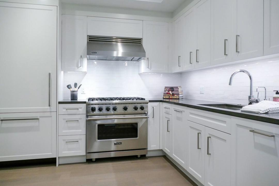Kitchen at 222 West 80th Street - NYC Rental Apartments