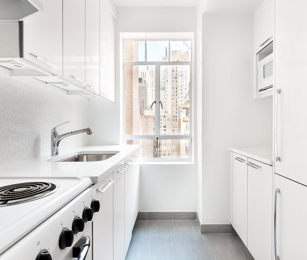 Condos for rent at  240 Central Park South in Manhattan - Kitchen