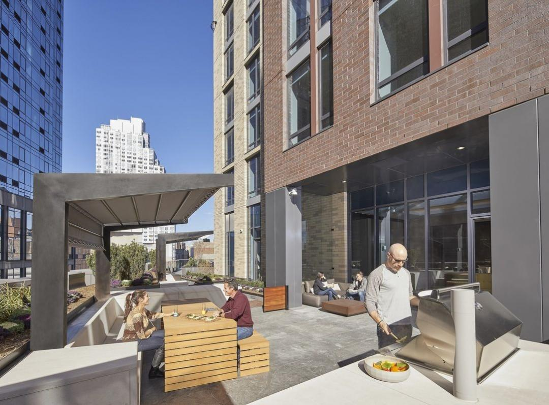 Apartments for rent at 250 Ashland Place in Fort Greene - Rooftop Terrace