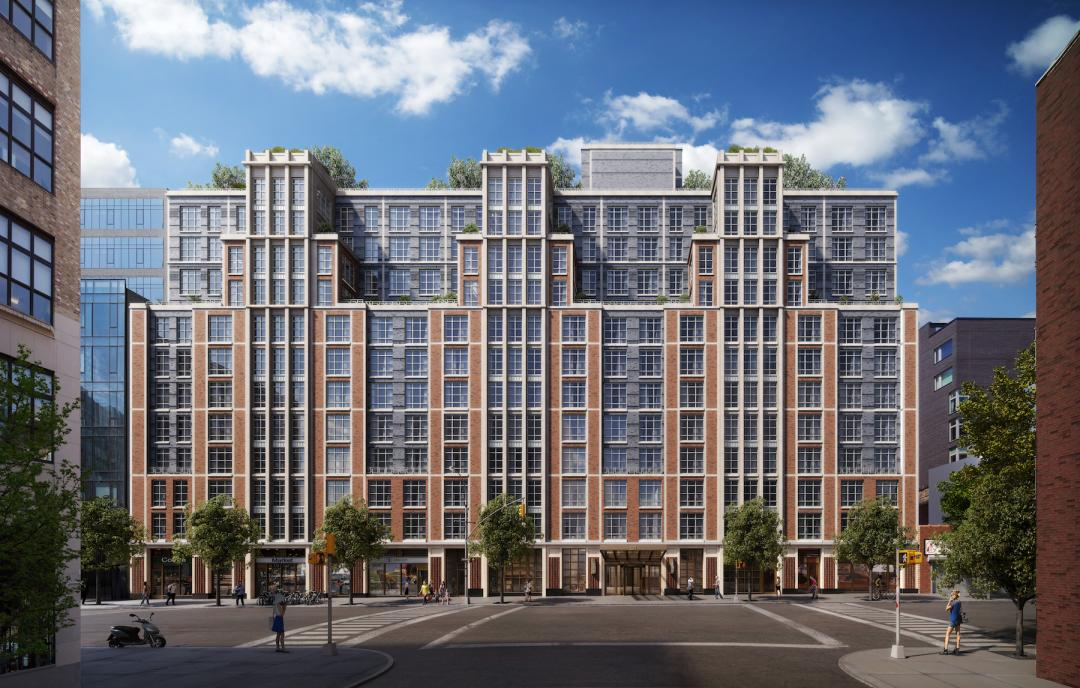 Apartments for rent at 261 Hudson Street in Soho