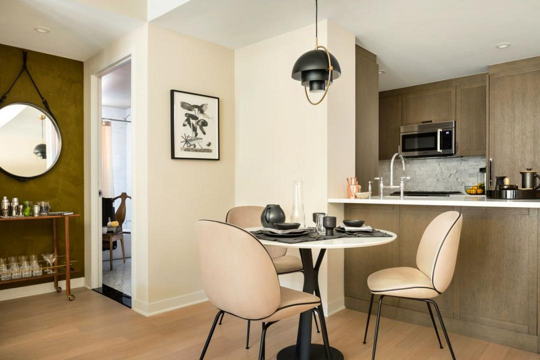 Rentals at 261 Hudson Street in NYC - Open Kitchen