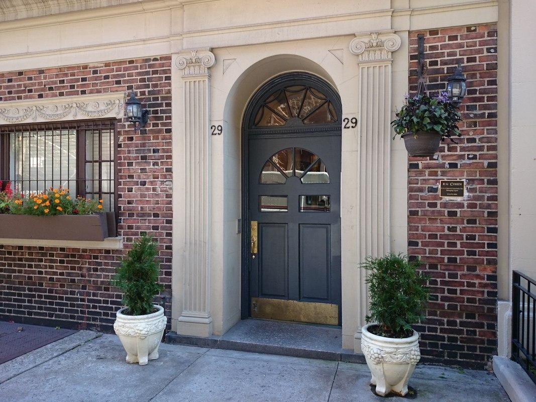 29 Fifth Avenue Entrance - West Village Apartment Rentals