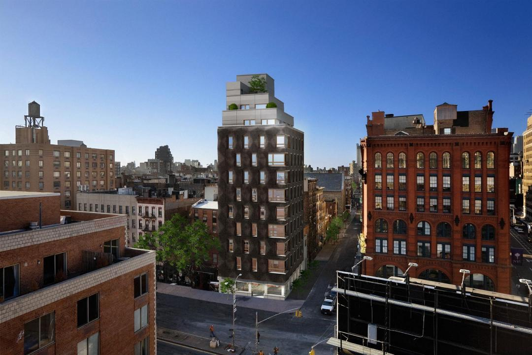 290 Mulberry Street Building, Nolita, NYC - Luxury Rentals NYC