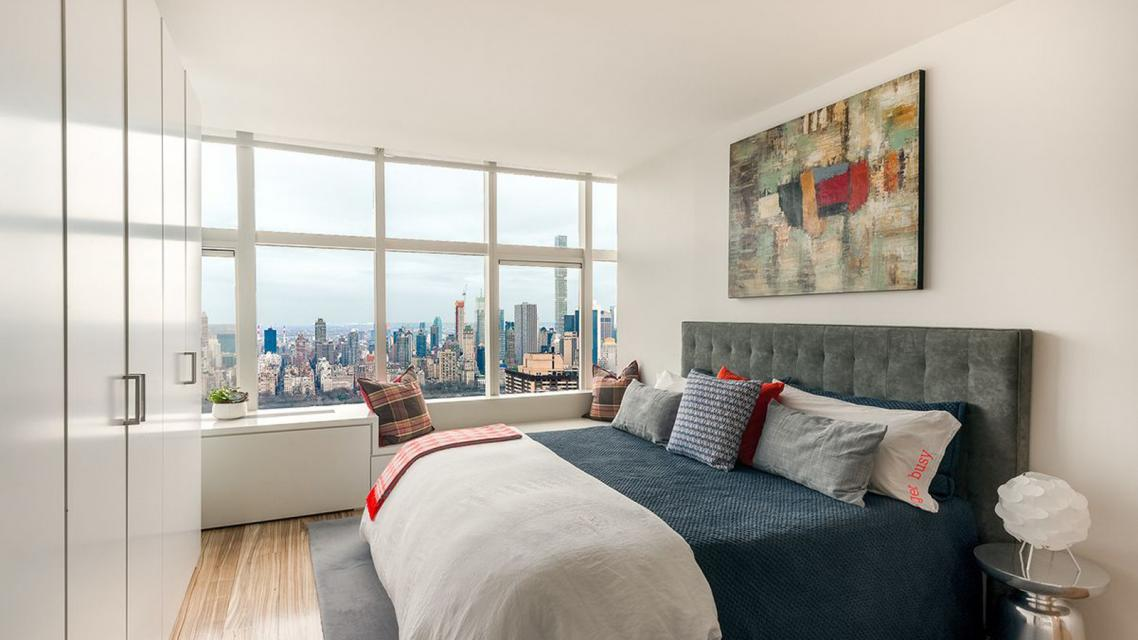 Apartments for rent at 3 Lincoln Center - Bedroom