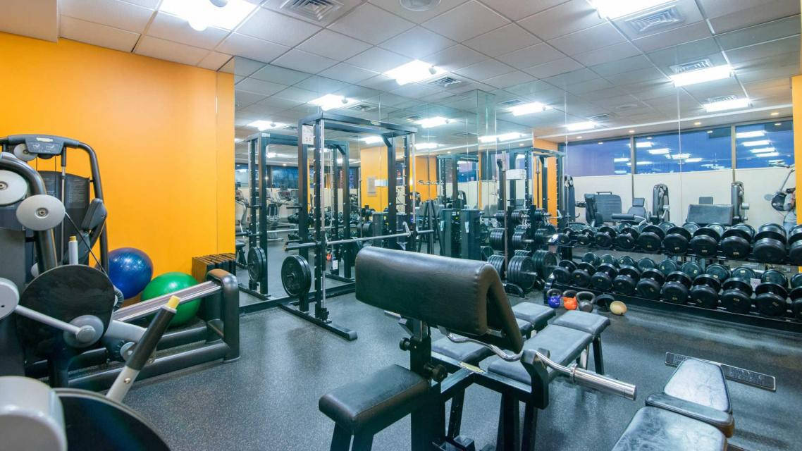 300 East 39th Street rental building State-of-the-art Fitness Center - NYC Flats