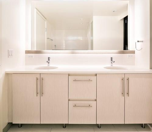 Bathroom at 300 East 51st Street - NYC Rental Apartments