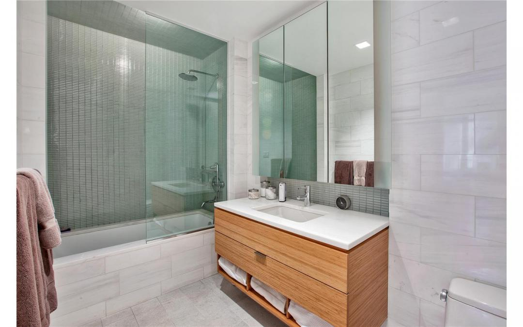 Apartments for rent at 303 East 33rd Street - Bathroom