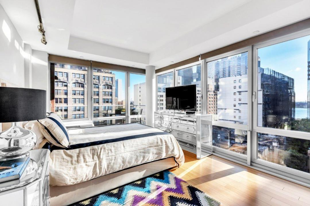 Apartments for rent at 303 East 33rd Street - Bedroom