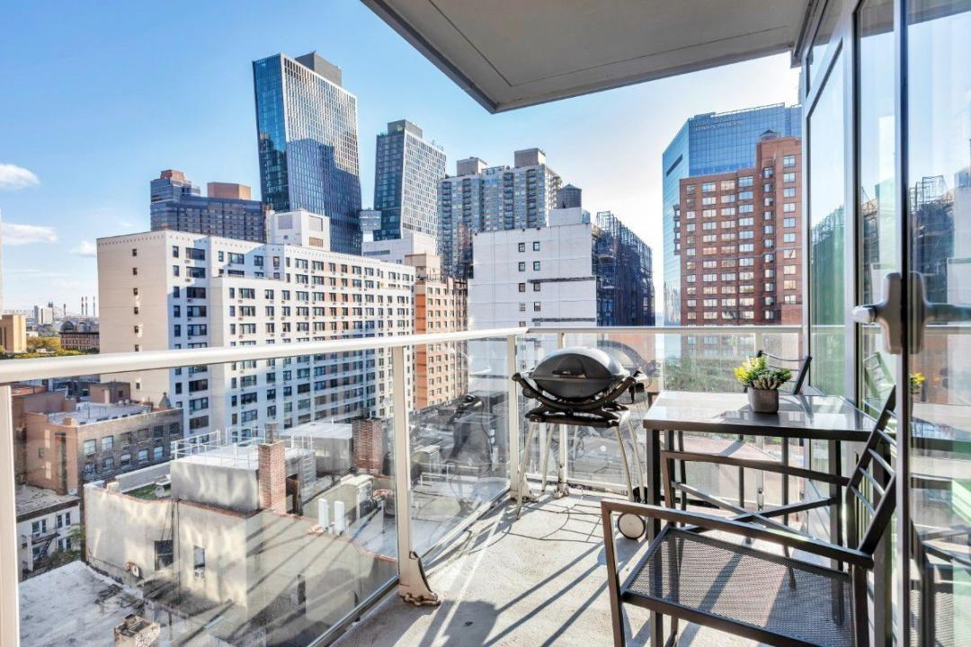 Apartments for rent at 303 East 33rd Street - View