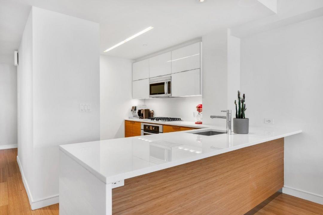 Apartments for rent at 303 East 33rd Street - Kitchen