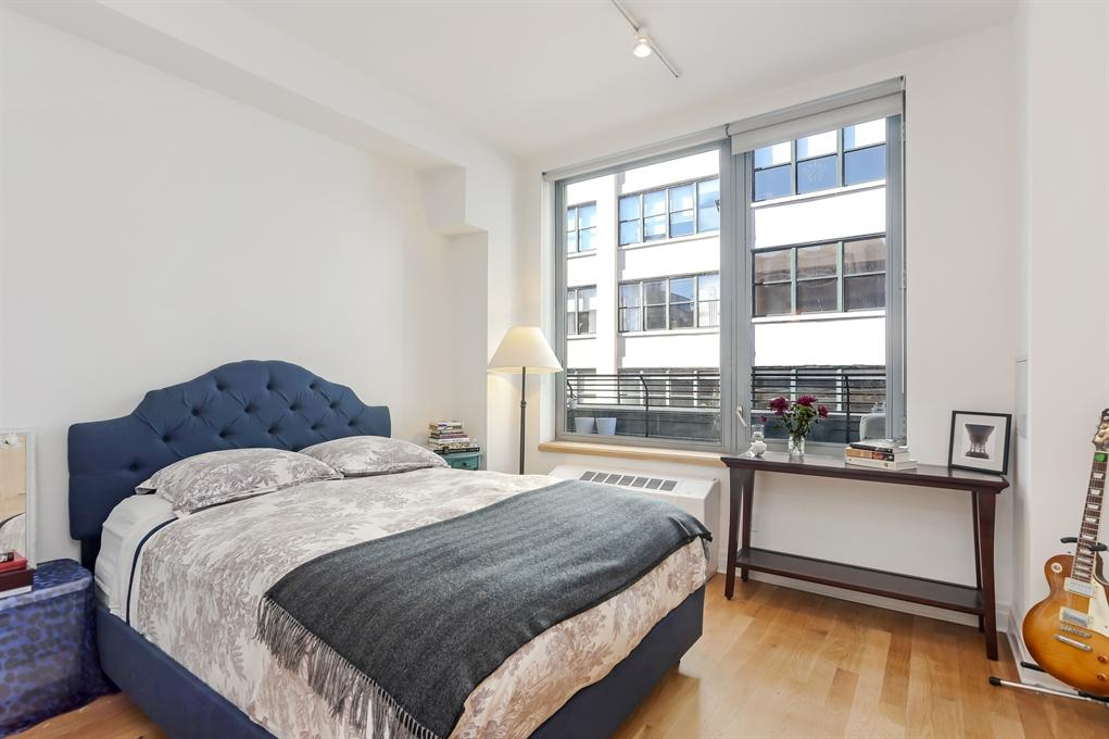 30 Washington Street Apartment Bedroom