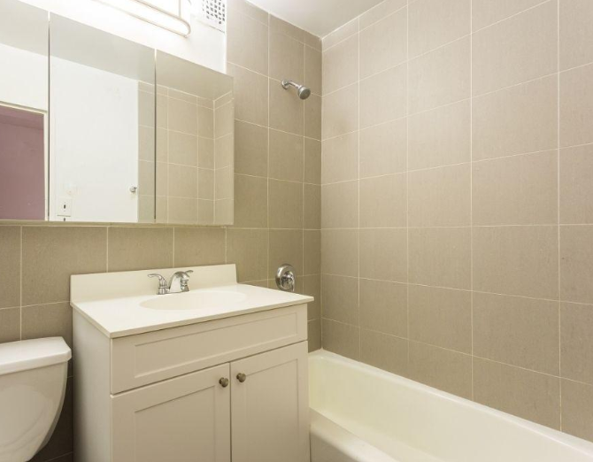 Bathroom at 31 East 31 Street - Apartments for rent in NYC