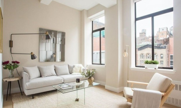 Living room at 31 East 31 Street - Apartments for rent in NYC