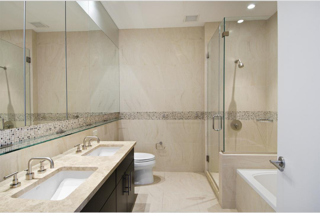 325 Fifth Avenue Condominiums – Bathroom