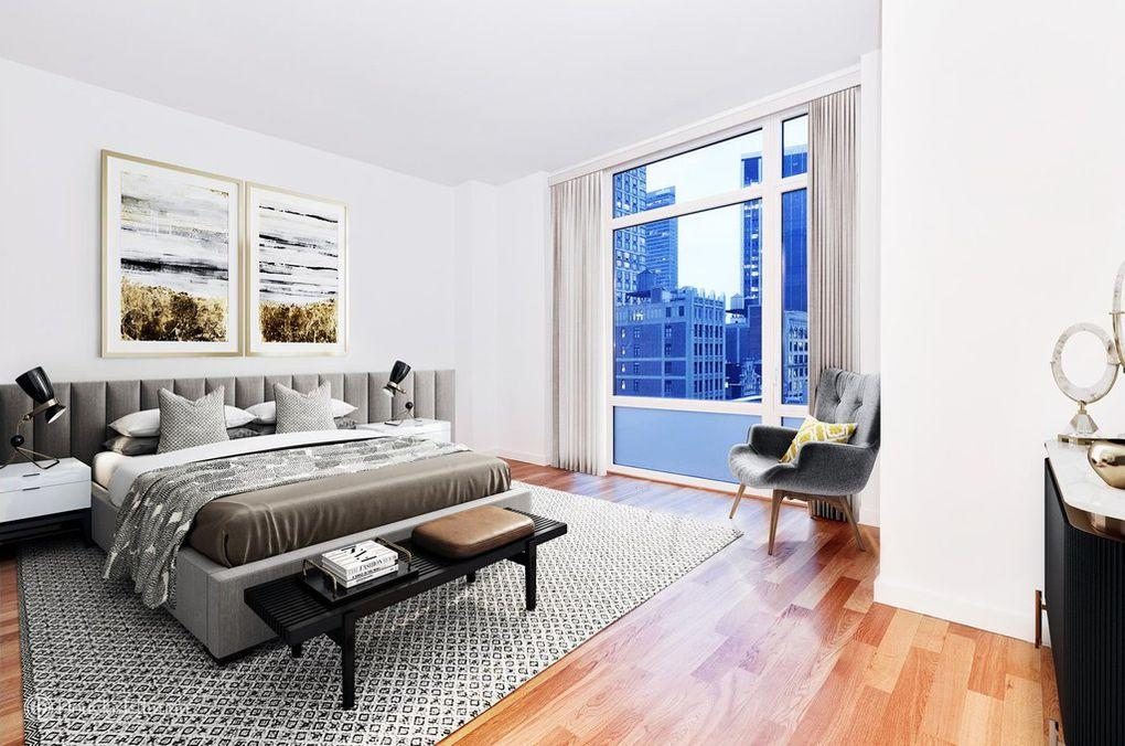325 Fifth Avenue Bedroom – Manhattan New Condos