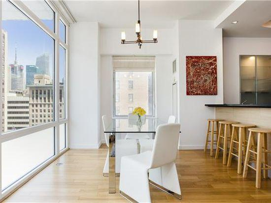 325 Fifth Avenue Dining Area – NYC Condos for Sale