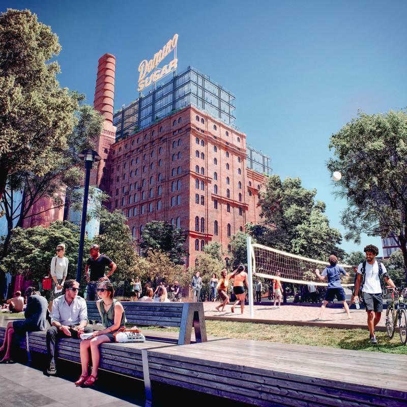 Rentals at 325 Kent Avenue in Brooklyn - Park