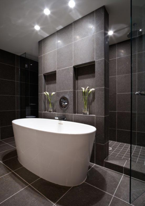 340 East 23rd Street Gramercy Building Luxury Rental NYC Bathroom