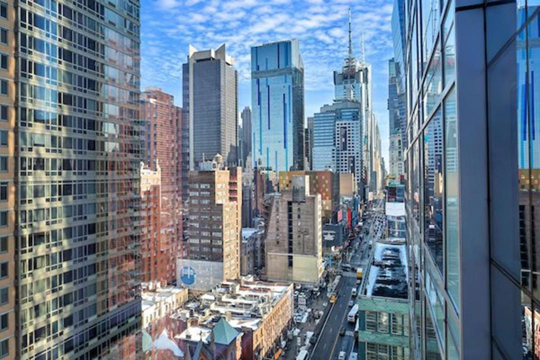 View from Orion - Condominiums for Rent in Hells Kitchen