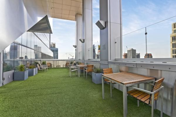 Rooftop Deck at Orion - Rentals in NYC