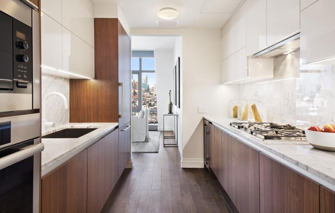 Kitchen - 35 West 15th Street