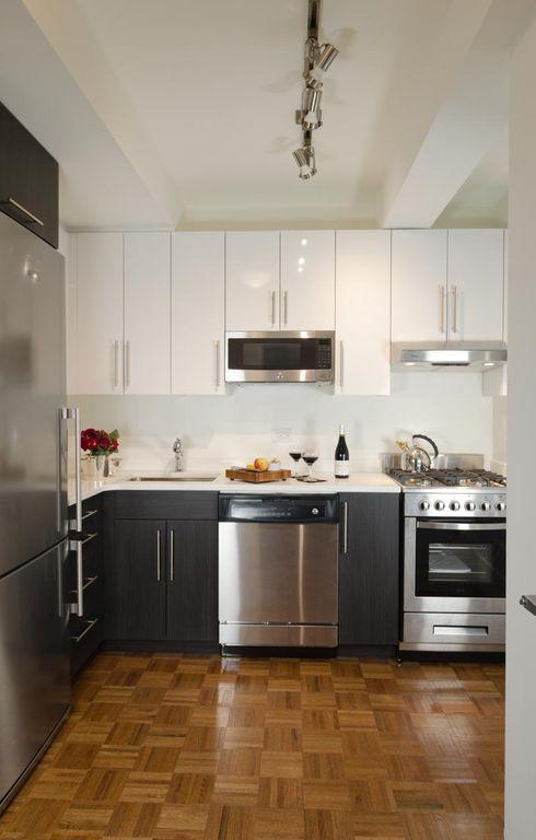 Open Kitchen at 360 West 34th Street in NYC - Apartments for rent