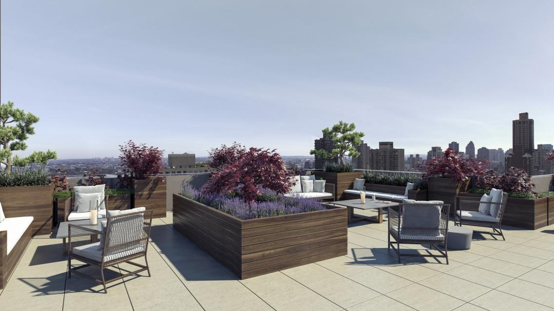 Post Toscana Roof Deck - Manhattan Apartments for rent