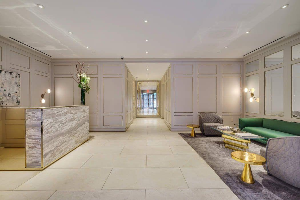 389 East 89th Street Lobby - Upper East Side Rental Apartments