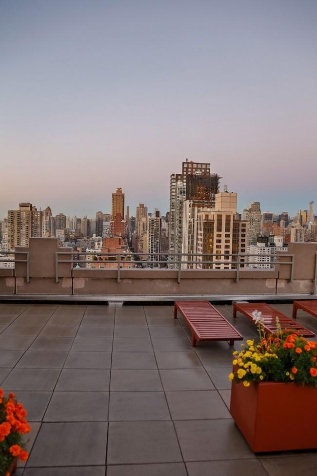 408 East 92nd Street Sundeck - Upper East Side Rental Apartments