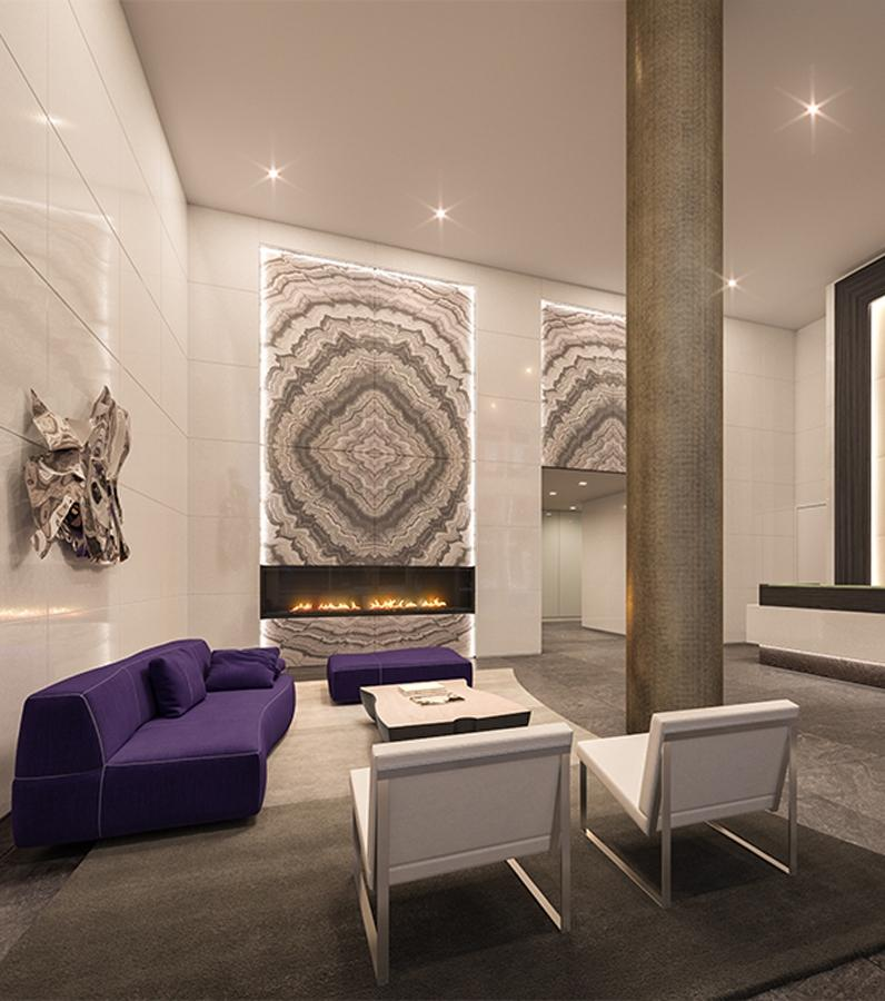 Lobby at 42 West 33rd Street in Midtown West - Apartments for rent