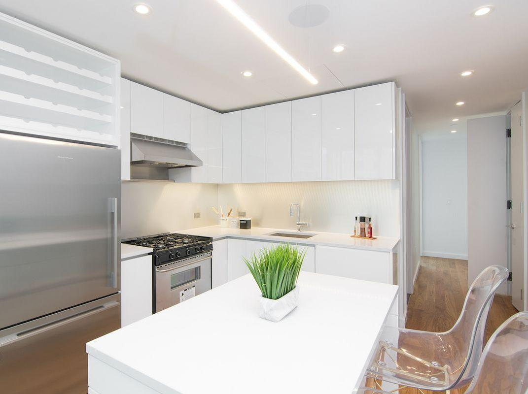 Kitchen at 430 Albee Square in Downtown Brooklyn - Apartments for rent