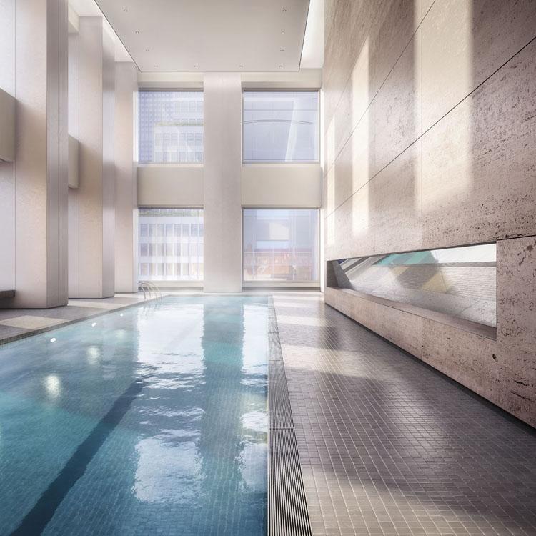 Pool-432 Park Avenue