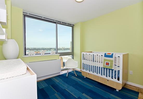 Children's Room at 455 West 37th Street in NYC