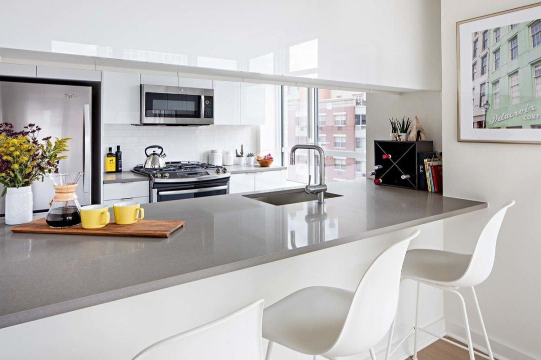 Kitchen at Hoyt and Horn in Downtown Brooklyn - Apartments for rent