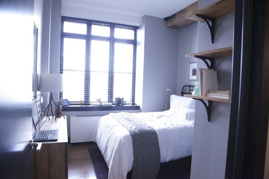 487 Keap Point- Bedroom- Williamsburg, Brooklyn