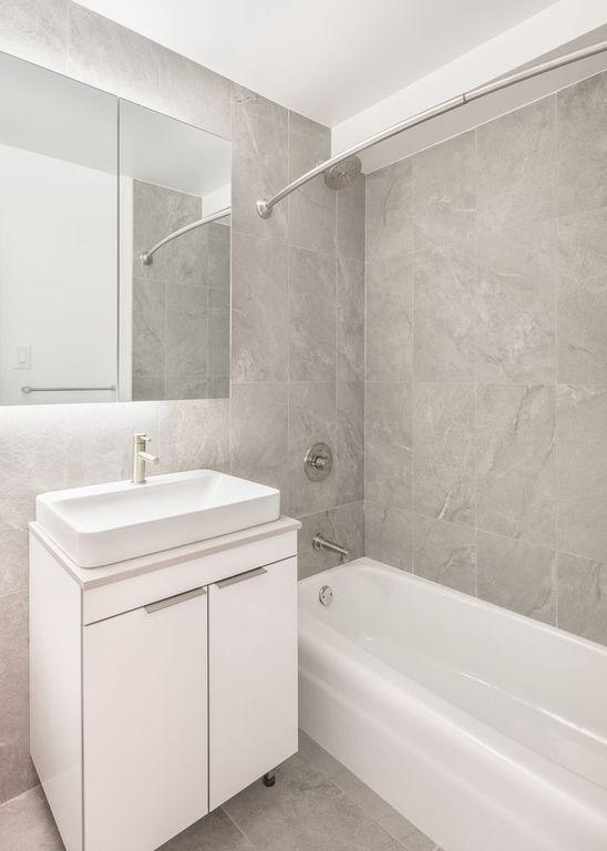 Bathroom at 500 Second Avenue Apartment
