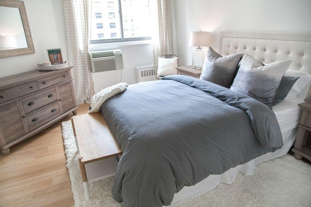 Bedroom at 500 Second Avenue Apartment