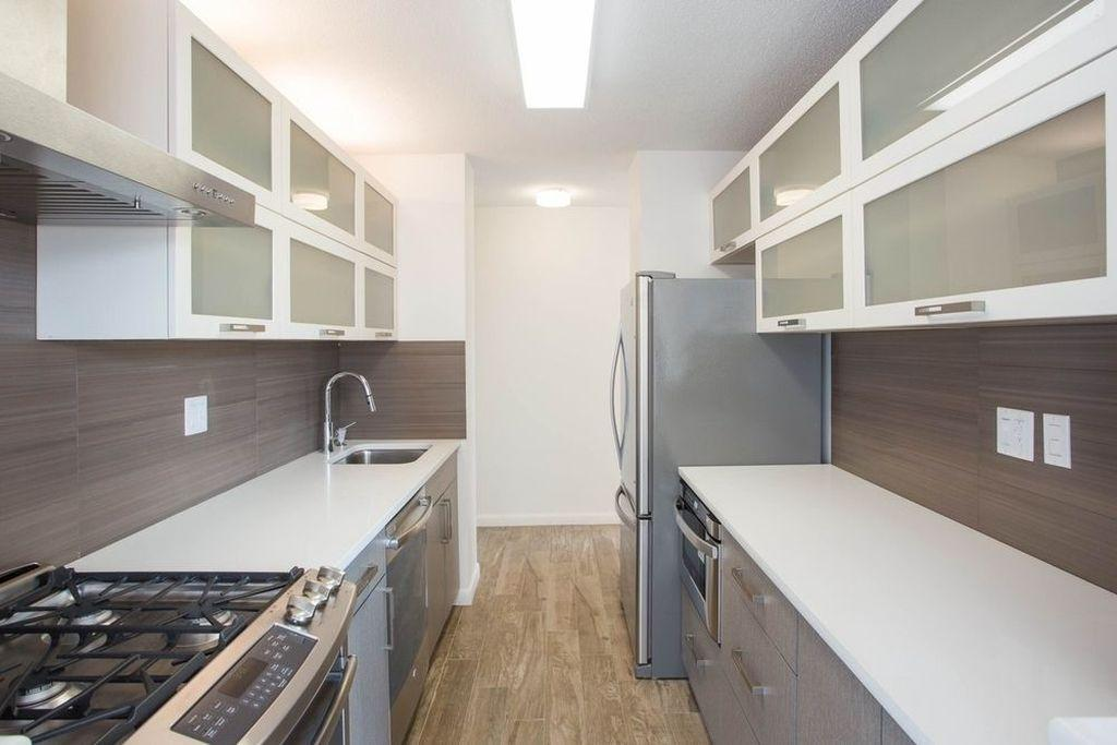 Kitchen at 500 Second Avenue Apartment