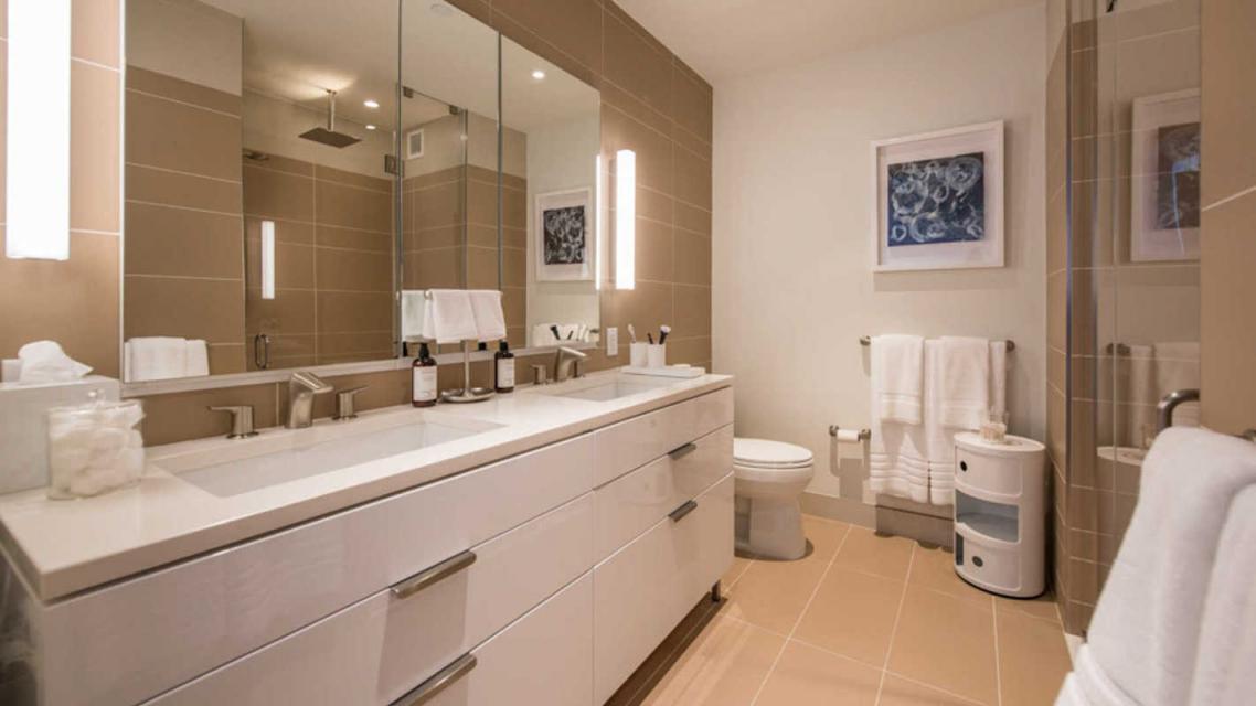Rentals at Prism at Park Avenue South in Nomad - Bathroom