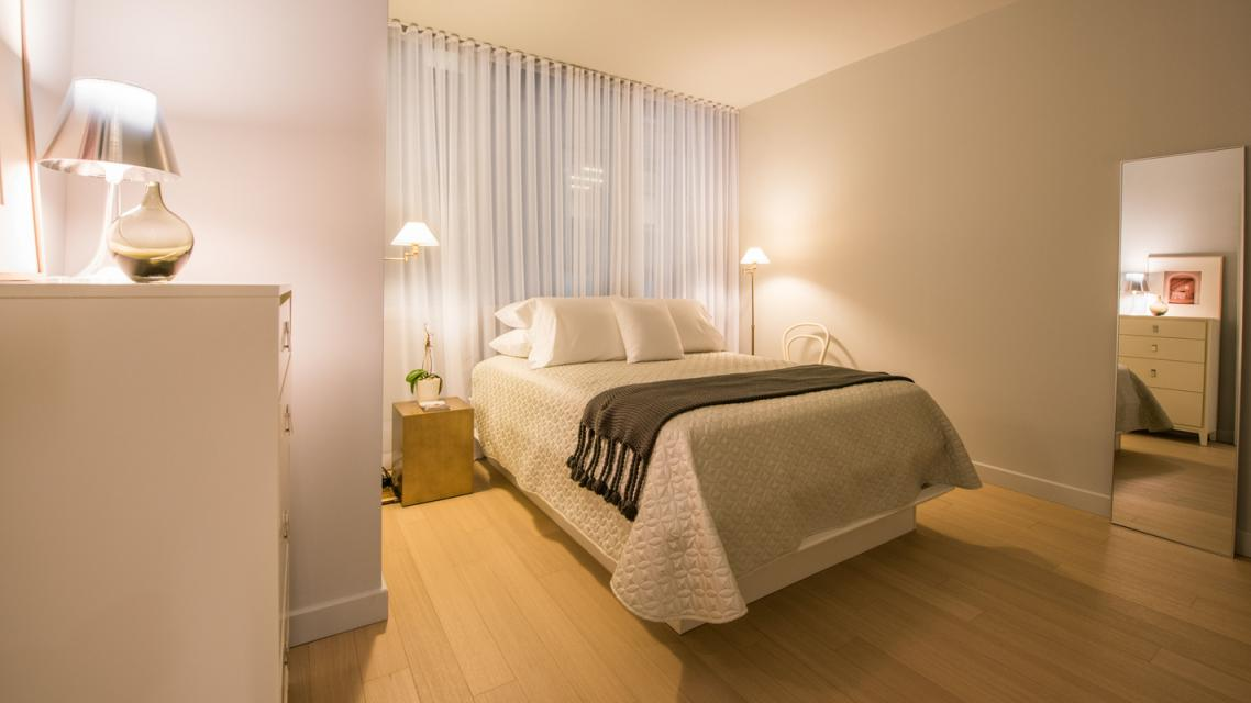 Apartments for rent at Prism at Park Avenue South in NYC - Bedroom