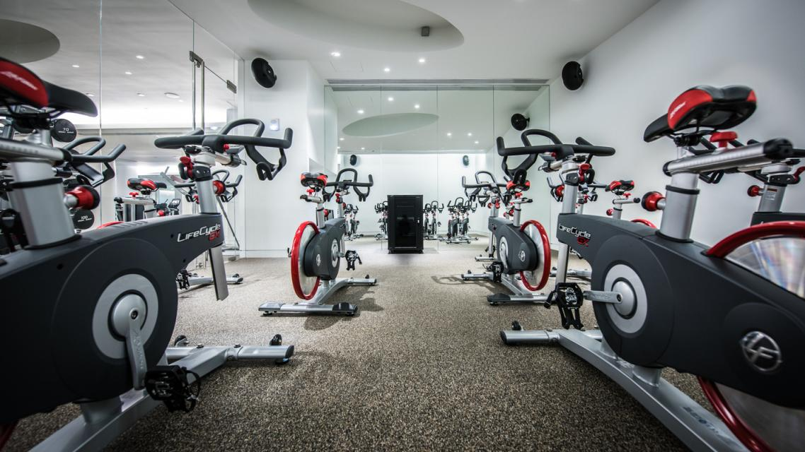 Fitness Center at 50 East 28th Street in Nomad - Apartments for rent