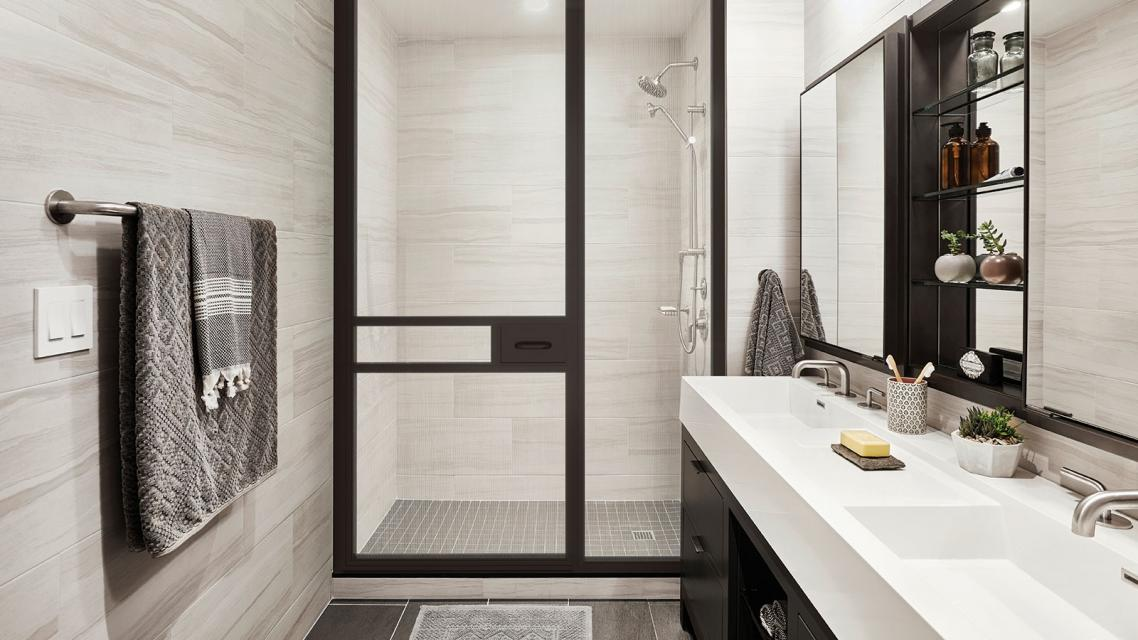 Bathroom at EVGB in East Village - Apartments for rent