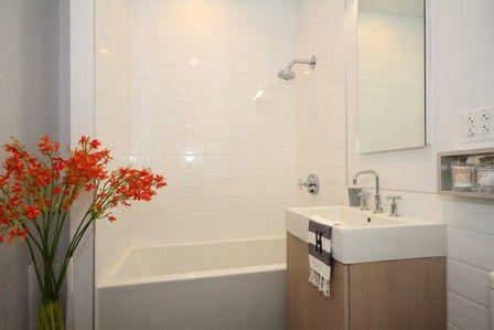 Apartments for rent at 55 Hope Street - Bathroom