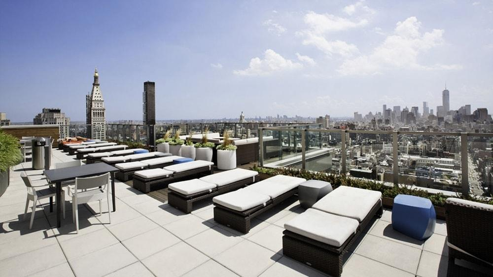 Chelsea Landmark Sundeck - Manhattan Apartments for Rent