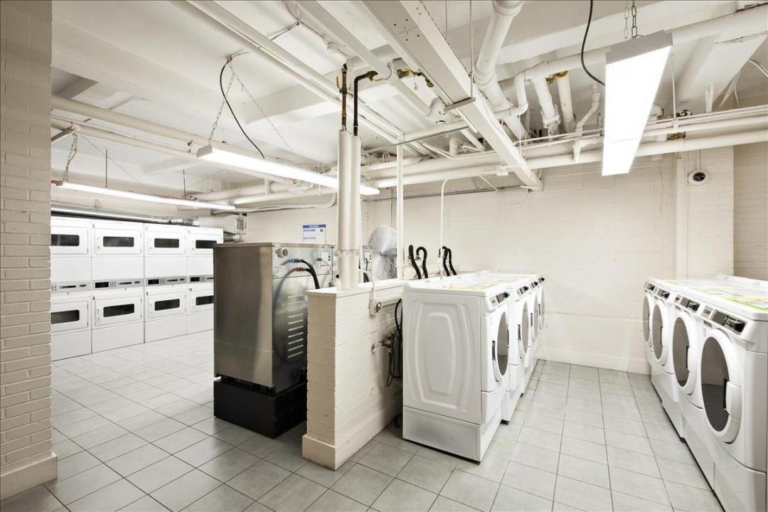 Laundry - 56 Seventh Street - Greenwich Village - Apartment For Rent