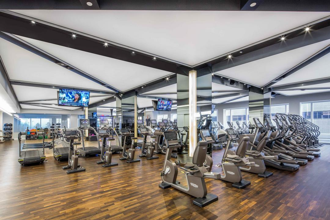 Gym at Oskar in NYC - Apartments for rent