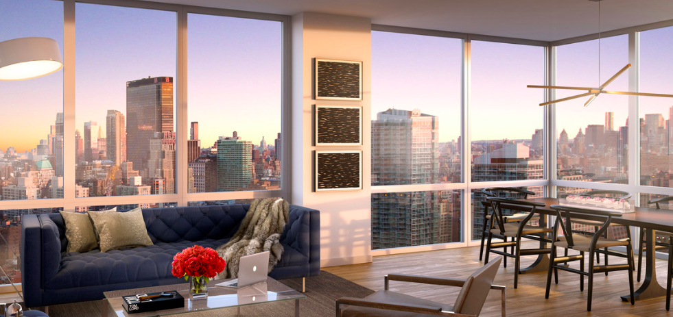 605 west 42nd street rentals sky apartments for rent for 42nd street salon