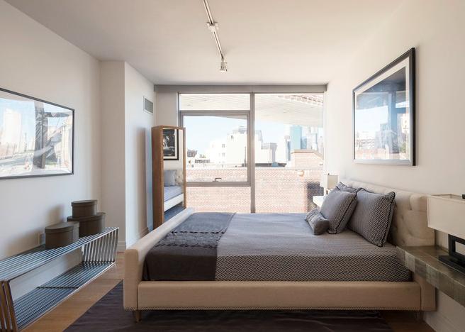 Rentals at 60 Water Street - Living Room