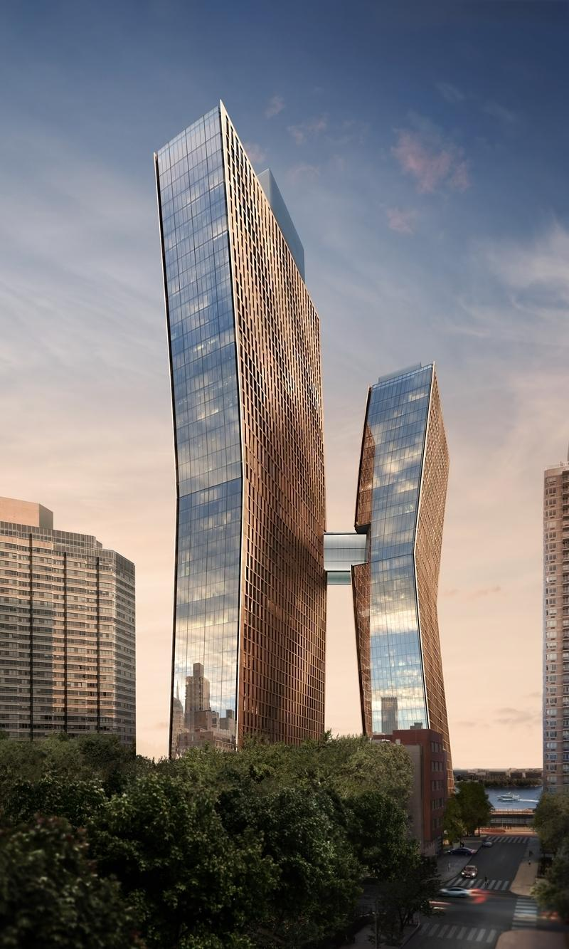 Apartments for rent at American Copper Buildings in Murray Hill